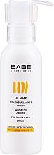 Düfte, Parfümerie und Kosmetik Duschseife mit Omega 3, 6 und 9 für die Reise - Babe Laboratorios Oil Soap Travel Size