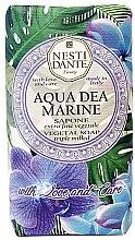 Düfte, Parfümerie und Kosmetik Natürliche Seife mit Meersalz - Nesti Dante Aqua Dea Marine