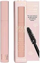 Düfte, Parfümerie und Kosmetik Mascara für definierte und voluminöse Wimpern - Doll Face Be A Doll Fab Flair & Volume Mascara