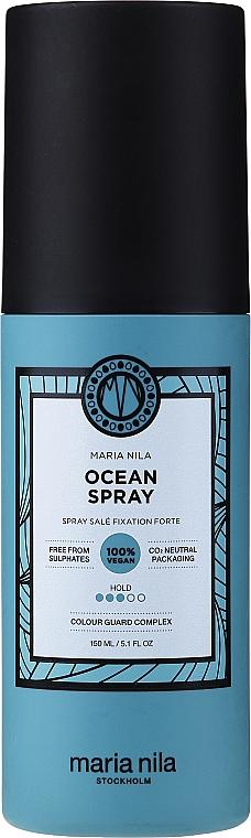 Texturierender Haarspray für Strand-Look mit starkem Halt - Maria Nila Ocean Spray