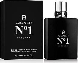 Düfte, Parfümerie und Kosmetik Aigner No 1 Intense - Eau de Toilette