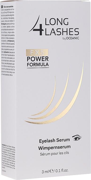 Multiaktives Wimpernserum - Long4lashes FX5 Power Formula EyeLash Serum