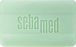 Düfte, Parfümerie und Kosmetik Seifenfreies Waschstück für empfindliche und problematische Haut - Sebamed Sensitive Skin Cleansing Bar