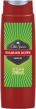 Duschgel - Old Spice Danger Zone Shower Gel — Bild N1