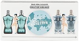 Düfte, Parfümerie und Kosmetik Jean Paul Gaultier Mini Set - Duftset (Eau de Toilette 2x7ml + Eau de Parfum 2x7ml)