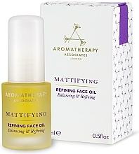 Düfte, Parfümerie und Kosmetik Mattierendes Gesichtsreinigungsöl mit Lavendel und Ylang Ylang - Aromatherapy Associates Mattifying Refining Face Oil