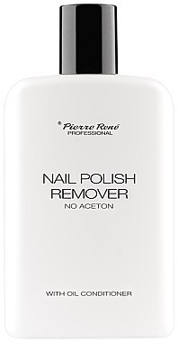 Nagellackentferner - Pierre Rene Nail Polish Remover With Oil Conditioner