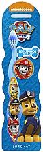 Düfte, Parfümerie und Kosmetik Kinderzahnbürste weich mit Schutzkappe - Nickelodeon Paw Patrol Toothbrush Boy
