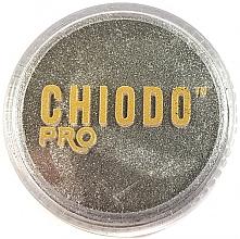 Düfte, Parfümerie und Kosmetik Nagelpuder mit Spiegel-Effekt - Chiodo Pro Mirror Gloss