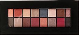 Düfte, Parfümerie und Kosmetik Lidschattenpalette - Aden Cosmetics Eyeshadow Palette