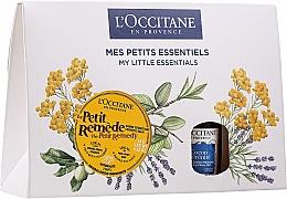 Düfte, Parfümerie und Kosmetik Körperpflegeset - L'Occitane My Little Essentials (Körperbalsam 15g + Körpernebel 15ml)