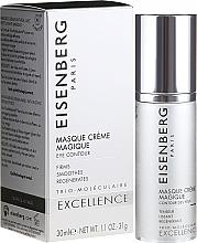 Düfte, Parfümerie und Kosmetik Regenerierende Creme-Maske für die Augenpartie - Jose Eisenberg Excellence Masque Creme Magique Eye Contour