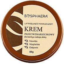 Düfte, Parfümerie und Kosmetik Feuchtigkeitsspendende Anti-Falten Gesichtscreme mit Lifting-Effekt - Bosphaera