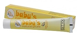 Düfte, Parfümerie und Kosmetik Babycreme mit Vitamin C - Styx Naturcosmetic Baby's Natural Care