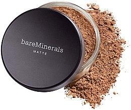 Düfte, Parfümerie und Kosmetik Mattierender Creme-Puder für das Gesicht - Bare Escentuals Bare Minerals Matte Foundation SPF15