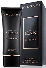 Düfte, Parfümerie und Kosmetik Bvlgari Man In Black - After Shave Balsam