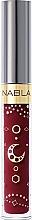 Düfte, Parfümerie und Kosmetik Flüssiger Lippenstift - Nabla Dreamy Creamy Liquid Lipstick