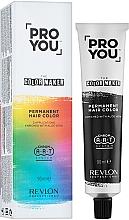 Düfte, Parfümerie und Kosmetik Haarfarbe - Revlon Professional Pro You The Color Maker Permanent Hair Color