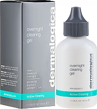 Düfte, Parfümerie und Kosmetik Gesichtsreinigungsgel für die Nacht - Dermalogica Active Clearing Overnight Clearing Gel