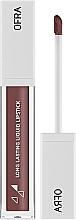 Düfte, Parfümerie und Kosmetik Langanhaltender flüssiger mattierender Lippenstift - Ofra Long Lasting Liquid Lipstick