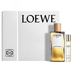 Düfte, Parfümerie und Kosmetik Loewe Aura White Magnolia - Duftset (Eau de Parfum 100ml + Eau de Parfum 15ml)
