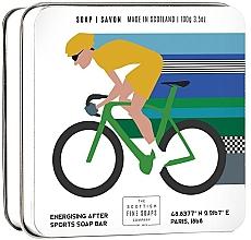 Düfte, Parfümerie und Kosmetik Seife After Sport - Scottish Fine Soaps Cycling Sports Soap In A Tin