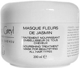 Düfte, Parfümerie und Kosmetik Nährende Maske für alle Haartypen mit Jasmin - Leonor Greyl Masque Fleurs De Jasmin