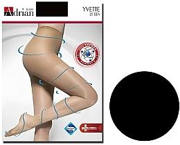 Düfte, Parfümerie und Kosmetik Strumpfhose für Damen Yvette 20 Den Nero - Adrian