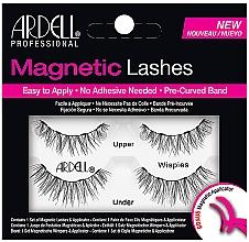 Düfte, Parfümerie und Kosmetik Magnetische Wimpern - Ardell Magnetic Strip Lash Wispies