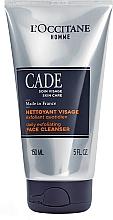 Düfte, Parfümerie und Kosmetik Reinigendes Gesichtswaschgel mit Wacholder für Männer - L'Occitane Cade Daily Exfoliating Cleanser