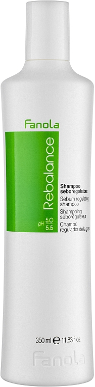 Shampoo für fettige Kopfhaut - Fanola Rebalance Anti-Grease Shampoo