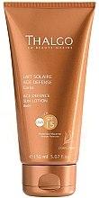 Düfte, Parfümerie und Kosmetik Sonnenschutzlotion für den Körper SPF 15 - Thalgo Age Defence Sun Lotion SPF 15