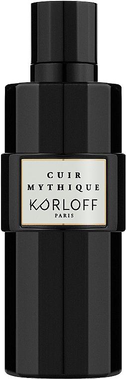 Korloff Paris Cuir Mythique - Eau de Parfum