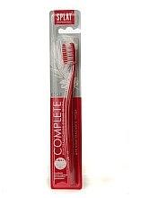 Düfte, Parfümerie und Kosmetik Zahnbürste weich Complete rot - SPLAT Complete Soft