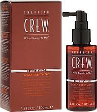 Düfte, Parfümerie und Kosmetik Kräftigende Kopfhaut-Tonikum ohne Ausspülen - American Crew Fortifying Scalp Revitalizer