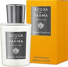 Düfte, Parfümerie und Kosmetik Acqua di Parma Colonia Pura Aftershave Balm - After Shave Balsam