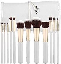 Düfte, Parfümerie und Kosmetik Profi Make-up Pinsel Set 12 St. - Tools For Beauty