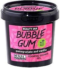 """Düfte, Parfümerie und Kosmetik Schäumendes Duschgel """"Bubble Gum"""" - Beauty Jar Foaming Shower Gel"""