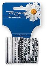 Düfte, Parfümerie und Kosmetik Haargummis 12 St. - Top Choice