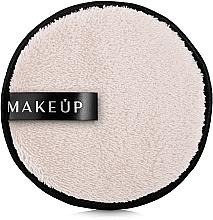 Düfte, Parfümerie und Kosmetik Waschpuff zum Abschminken cappuccino - MakeUp Makeup Cleansing Sponge Cappuccino