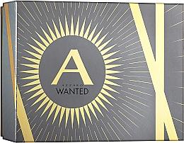Düfte, Parfümerie und Kosmetik Azzaro Wanted - Duftset (Eau de Toilette 100ml + Deostick 75ml)
