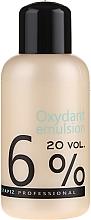 Düfte, Parfümerie und Kosmetik Wasserstoffperoxid mit cremiger Konsistenz 6% - Stapiz Professional Oxydant Emulsion 20 Vol