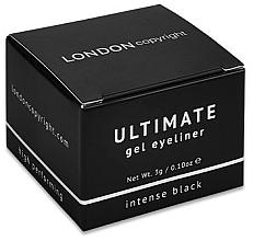 Düfte, Parfümerie und Kosmetik Gel-Eyeliner - London Copyright Ultimate Gel Eyeliner