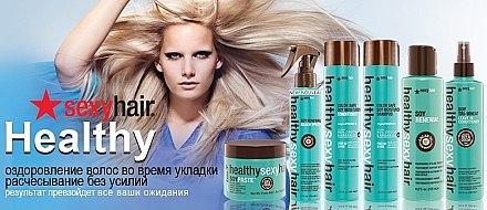 Farbschutz-Conditioner mit Sojamilch - SexyHair HealthySexyHair SoyMilk Conditioner — Bild N4