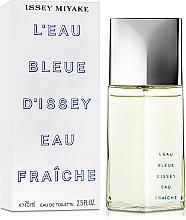 Düfte, Parfümerie und Kosmetik Issey Miyake L'Eau Bleue D'Issey Eau Fraiche - Eau de Toilette