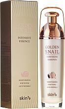 Düfte, Parfümerie und Kosmetik Feuchtigkeitsspendende, aufhellende und verjüngende Gesichtsessenz mit Schneckenschleimextrakt - Skin79 Golden Snail