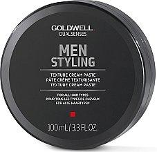 Düfte, Parfümerie und Kosmetik Modellierende Haarpaste für alle Haartypen - Goldwell Dualsenses For Men Texture Cream Paste