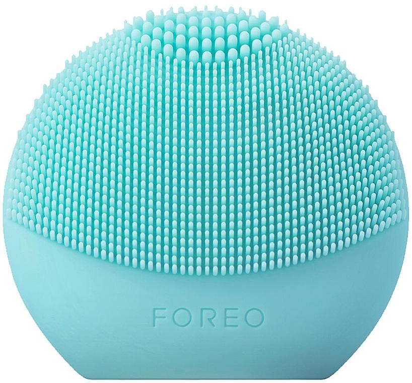 Reinigende Smart-Massagebürste für das Gesicht Mint - Foreo Luna Fofo Smart Facial Cleansing Brush Mint