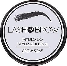 Düfte, Parfümerie und Kosmetik Fixierendes Augenbrauenwachs - Lash Brow Soap