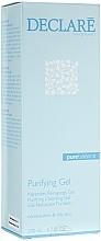 Düfte, Parfümerie und Kosmetik Klärendes Gesichtsreinigungsgel für fettige und Mischhaut - Declare Purifying Cleansing Gel